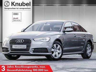 gebraucht Audi A6 Limousine 2.0 TDI S tronic Xenon Navi Business-Paket