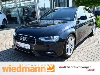 gebraucht Audi A4 Avant S line 1.8 TFSI 125 kW (170 PS) 6-Gang