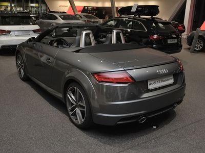 gebraucht Audi TT Roadster 1.8 TFSI 132(180) kW(PS) S tronic S