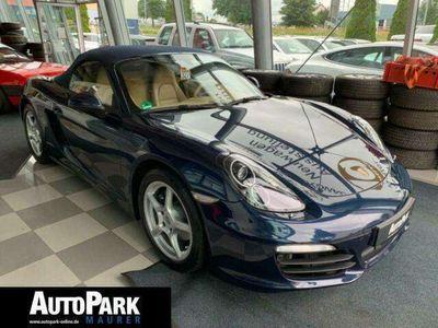 gebraucht Porsche Boxster PDK*Leder*
