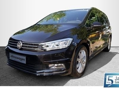 second-hand VW Touran 2.0 TDI BMT Highline