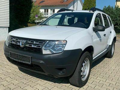 gebraucht Dacia Duster I Ice 4x2 1.6l/NAVI/KLIMA/GARANTIE als SUV/Geländewagen/Pickup in Freiburg i Br.