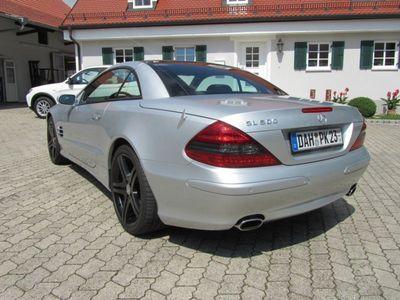 gebraucht Mercedes SL500 7G-TRONIC Top Zustand Sportpaket Garantie