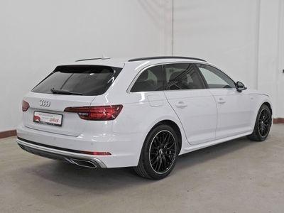 gebraucht Audi A4 Avant 35 TFSI S line + Exterieur, MMI Navi, LED KLIMA ALU