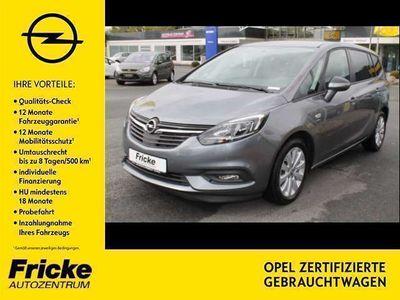 gebraucht Opel Zafira Active Klima/PDCv+h/BT+USB/AGR-Sitze