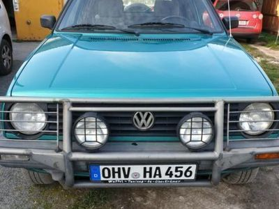 gebraucht VW Golf Country Syncro