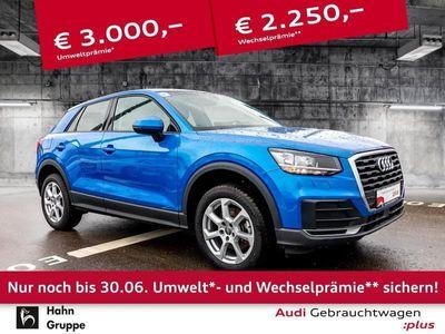 gebraucht Audi Q2 1.6TDI EU6 ACC Navi Climatr Einparkh