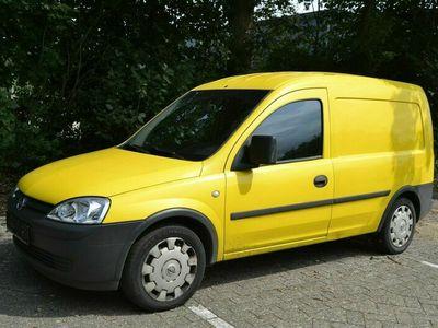 gebraucht Opel Combo C Van CNG Erdgas LKW Geschl. Kasten