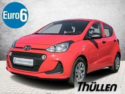 gebraucht Hyundai i10 Select 1.0 Benzin Klima Radio Funk-ZV