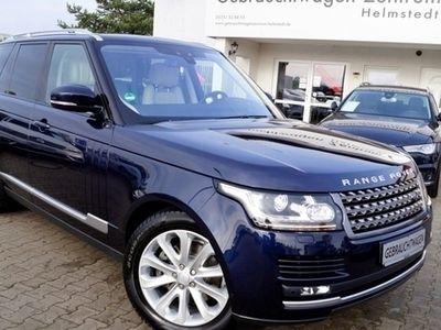 gebraucht Land Rover Range Rover TDV6 HSE StandHz Pano AHK HeadUP Nav