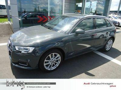 gebraucht Audi A3 Sportback Design 1.5 TFSI