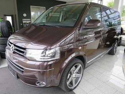 gebraucht VW Multivan T5Life 2.0 TDI 4Motion/DSG/Xen/Nav/Pan