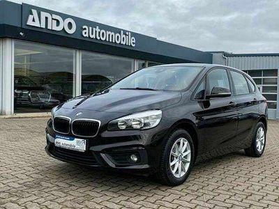 gebraucht BMW 218 Neu Autom. Advantage/LED-TFL/Navi