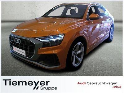 gebraucht Audi Q8 50 TDI Q S LINE LUFT LM21 KONTURSITZE BuO