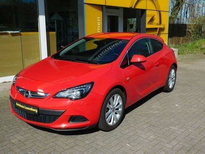 gebraucht Opel Astra GTC Astra JInnovation Klima Xenon