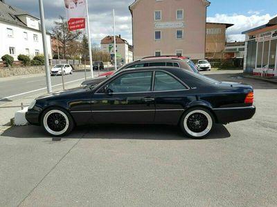 gebraucht Mercedes 600 SEC V12 Standheizung als Sportwagen/Coupé in Weiden