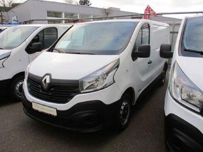 gebraucht Renault Trafic 1.6 dCi 115 L1H1 Komfort