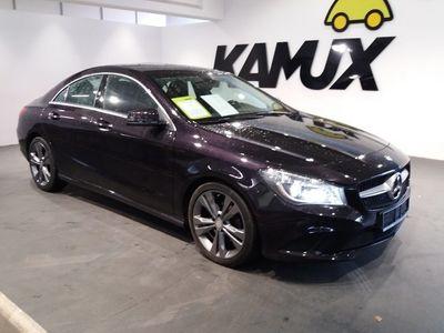 gebraucht Mercedes CLA200 CDI +Bi-Xenon +Navi +Spiegel-Paket