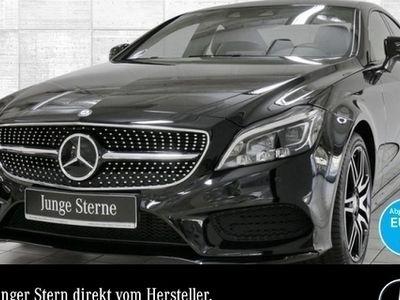 gebraucht Mercedes CLS350 Cp. d 4M AMG Burmester COMAND Distr+ Night