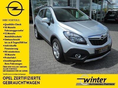 gebraucht Opel Mokka Edition 1.6 CDTI ecoFLEX, 81 kW (110 PS)