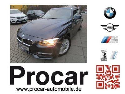 gebraucht BMW 320 d Touring Luxury Line