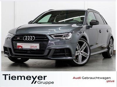 gebraucht Audi S3 Sportback 2.0 TFSI Q BuO OPTIK ASSIST D-TEMP