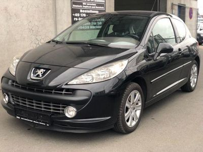 gebraucht Peugeot 207 120 Sport*Kupplung macht Geräusche*Euro 4*
