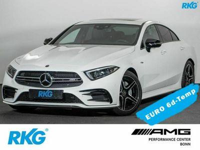 gebraucht Mercedes CLS53 AMG AMG 4M+ Comand*Burmester*Sitzklima*LED*