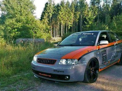 gebraucht Audi S3 8L Quattro BAM 225 BJ. 2002 als Kleinwagen in Sinntal