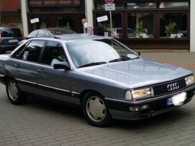 gebraucht Audi 200 Turbo Automatik Typ 44 H- Zulassung