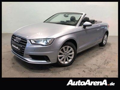 gebraucht Audi A3 Cabriolet 2.0 TDI Attraction **Sitzheizung/Navi