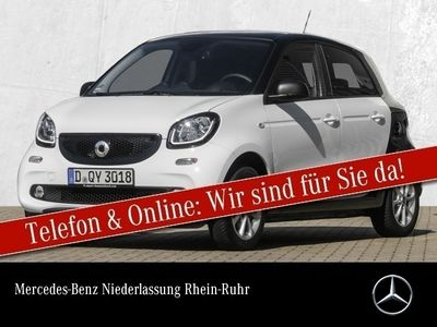 gebraucht Smart ForFour 66kW passion DCT cool&Audio SHZ Pano LED