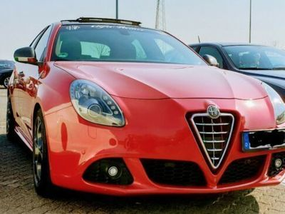 gebraucht Alfa Romeo Giulietta 1.4 TB 16V Multiair