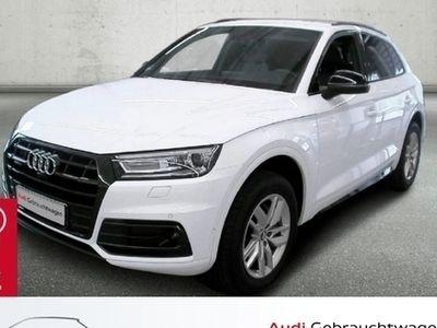 gebraucht Audi Q5 40 TDI quattro S tronic sport AHK|Navi|DAB