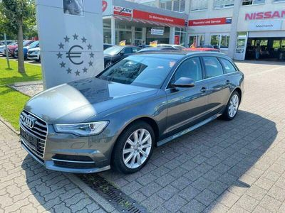 gebraucht Audi A6 Avant 2.0 TDI ultra S tr. S line *Xenon\/Navi*