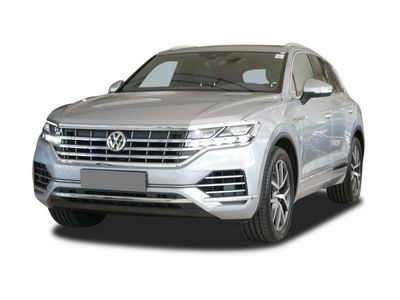 gebraucht VW Touareg 3.0 V6 TDI Elegance P-Dach Luftfederung LED