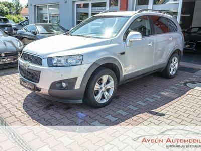 gebraucht Chevrolet Captiva 2.2 Diesel 4WD LTZ Leder / Navi / AHK
