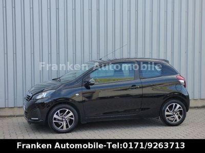 gebraucht Peugeot 108 Active - Klimaanlage - Alufelgen - LED