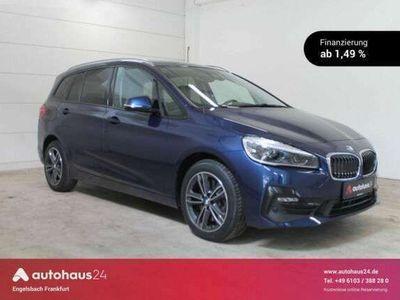 gebraucht BMW 220 Gran Tourer 220 iA Sport Line AHK|LED Sch