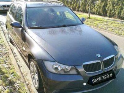 gebraucht BMW 320 d e91 Kombi 163 PS