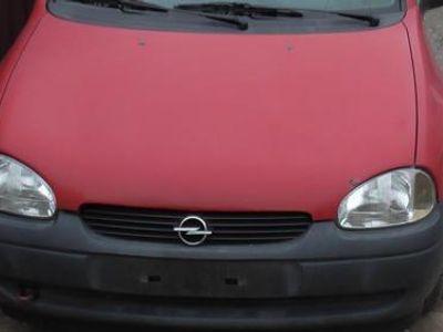 gebraucht Opel Corsa B 1.0-12 V zum Schleuderpreis Abzugeben