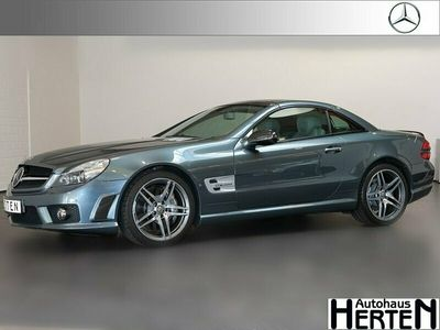 gebraucht Mercedes SL63 AMG AMG Carbon COMAND ILS Driver`s Package