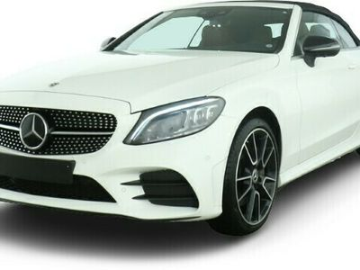 gebraucht Mercedes C400 C 400 Cabrio 4Matic AMG Line AIRMATIC AHK 4xHighEnd