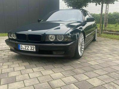 gebraucht BMW 501 740i Gewindefahrwerk Alpina 20 ZollPS