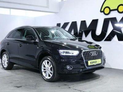 gebraucht Audi Q3 2.0 TDI S Line +BiXenon+Navi+MFL+APS+Sitzhzg