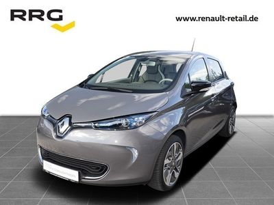 gebraucht Renault Zoe BOSE Z.E. 40 Mietbatterie 41kWh, Leder, Stan