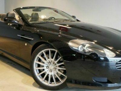 gebraucht Aston Martin DB9 Volante als Cabrio/Roadster in Tutzing