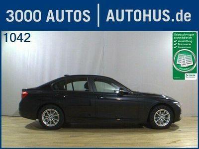 gebraucht BMW 316 dA Advantage Navi LED Komfortzugang