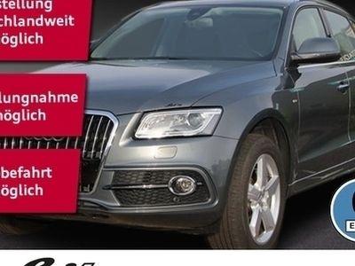 gebraucht Audi Q5 S line 3.0 TDI clean diesel quattro AHK,NaviPlus,Sport Edition,EU6plus,Xenon