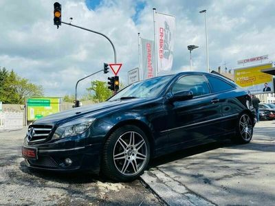 gebraucht Mercedes CLC180 Kompressor Sport / Leder / Klimaaut.